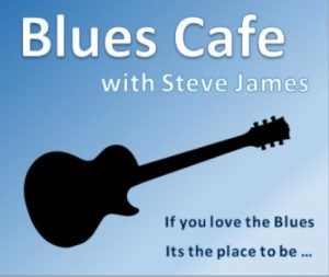 Steve Jame's Blue's Cafe