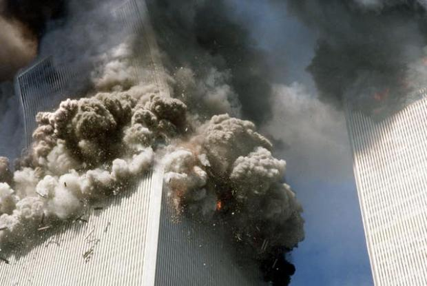 Northwich Guardian: The World Trade Centre was one of the targets of the 9/11 terror attacks (PA)